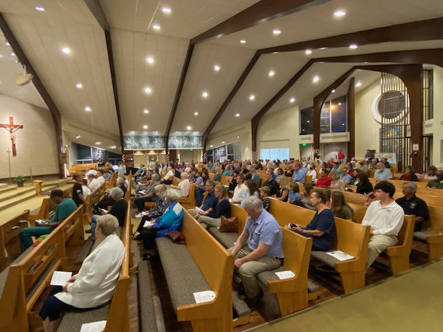 """Featured image for """"St. James Parish – Gulfport, MS"""""""